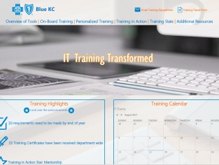 Redesigned Training Program