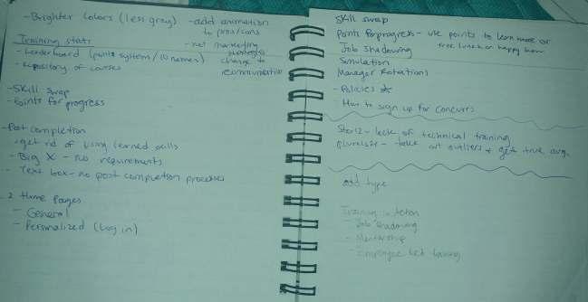 Feedback Notes 2